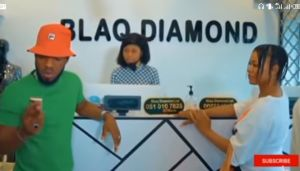 Broda Shaggi vs Liquorose - Shopping Pree (Comedy Video)