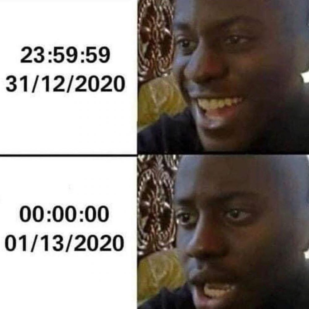 Nochevieja 2020.