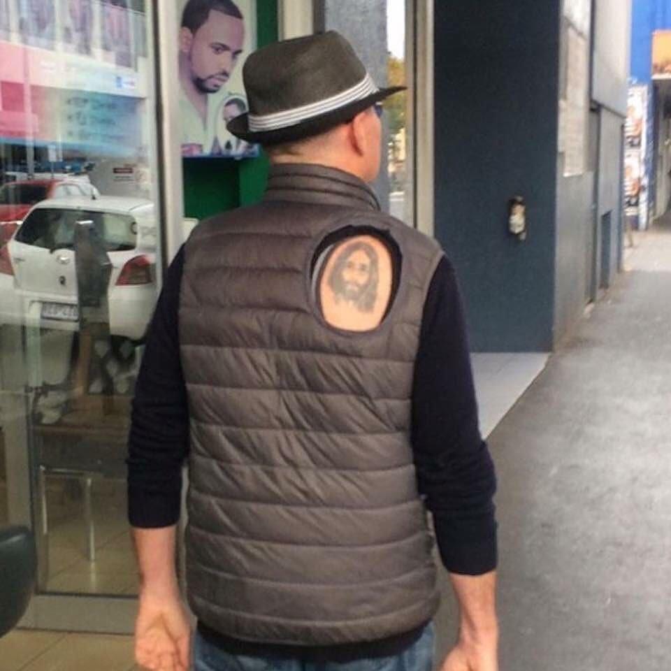 Si te haces un tatu es para enseñarlo.