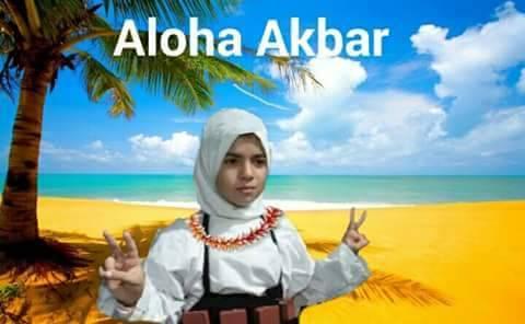Vacaciones yihadistas.