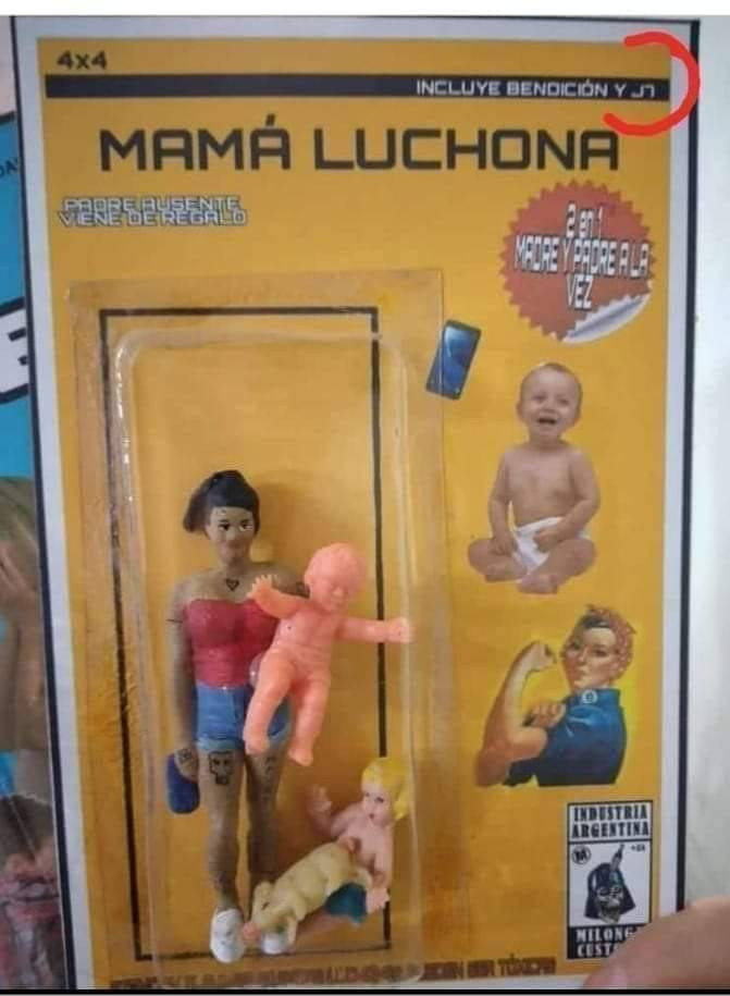 Alternativa a la Barbie.