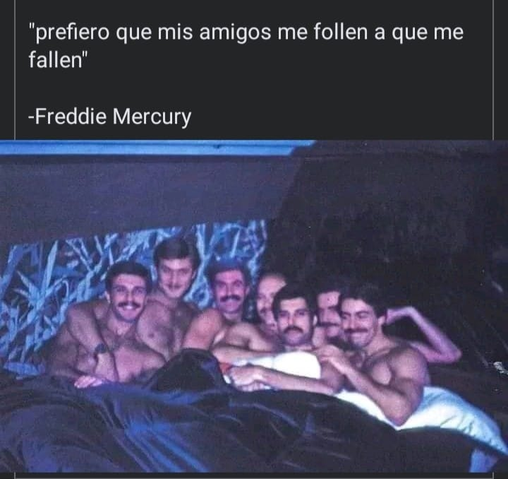 Grande Alfredo Mercurio.