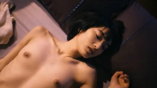 【愛の渦】門脇麦が脱いだ映画のエロい濡れ場画像集【乳首ありヌード】