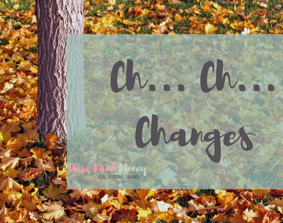 Ch… Ch… Changes