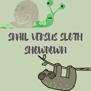 Sloths are actually faster than snails, so it feels like I'm paying off debt at a snail's pace.