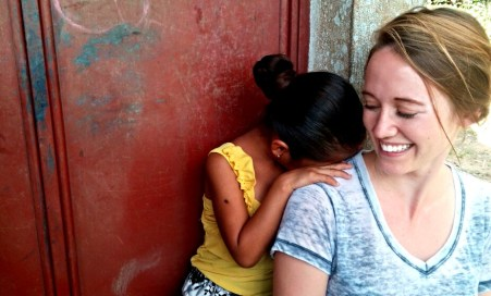 Please consider donating to Santos Missions for my 27th birthday!