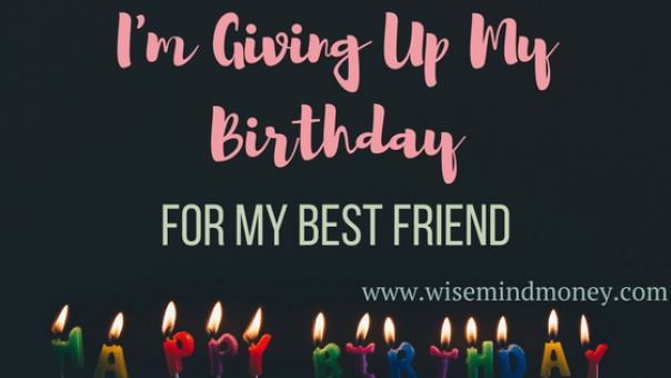 Giving up my birthday for missions in bogota, colombia