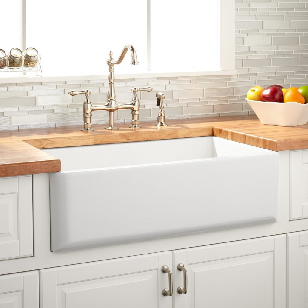 6 best farmhouse sinks sept 2020 reviews buying guide on kitchens with farmhouse sinks id=17348