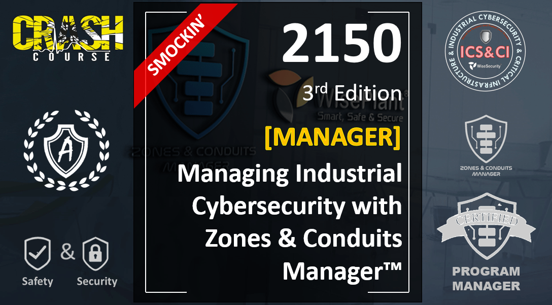 Course 2150: Industrial Cybersecurity Management for Project Managers, Portuguese