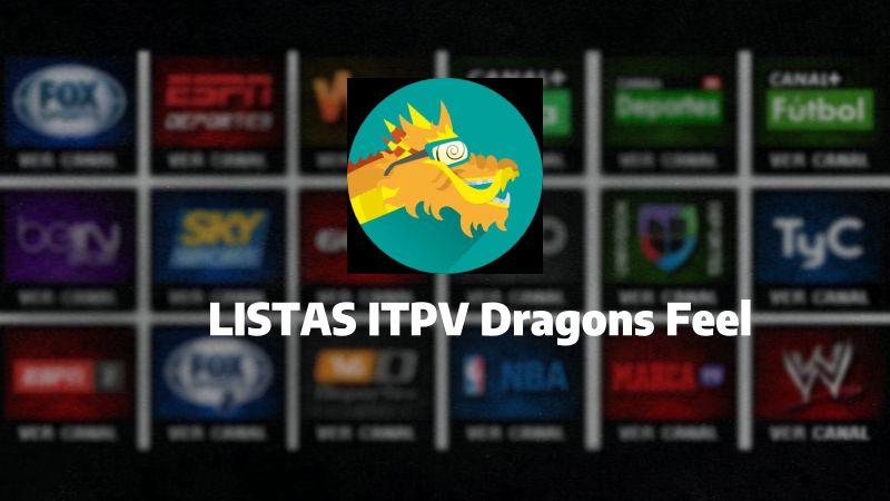 LISTAS Dragons Feel APK 2018