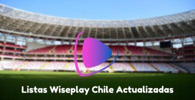 descargar Listas Wiseplay Chile
