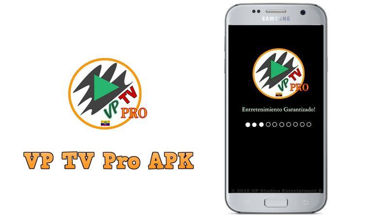 Descargar VP TV Pro apk