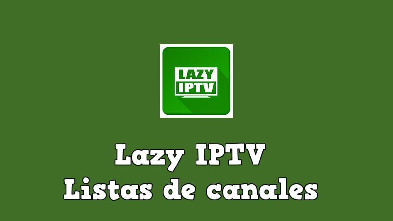 Lazy IPTV apk gratis