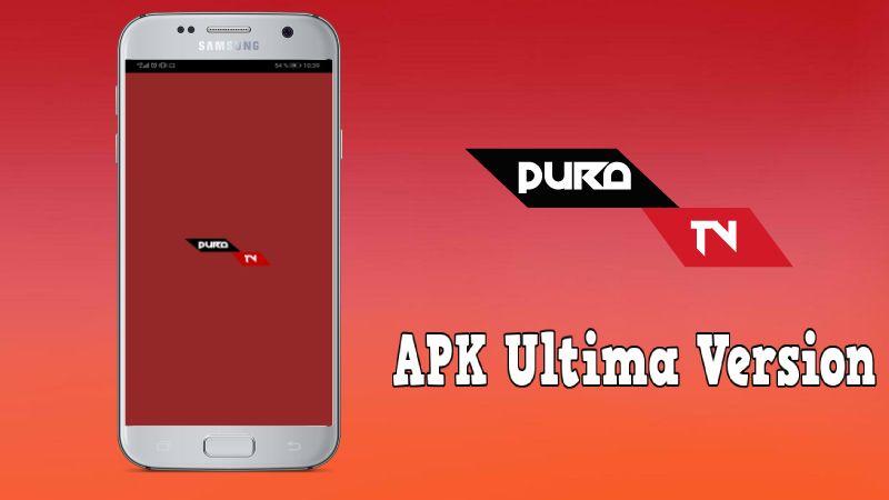 🥇 Pura TV APK 2019【 version PREMIUM 3 3 5 】FULL