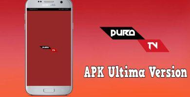 Descargar Pura TV APK