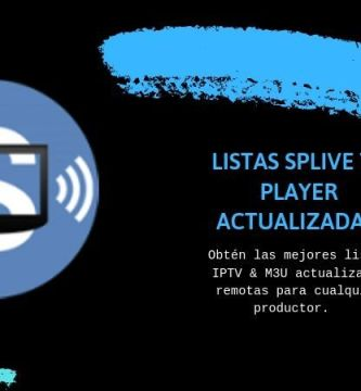 Descargar LISTAS SPLIVE TV PLAYER