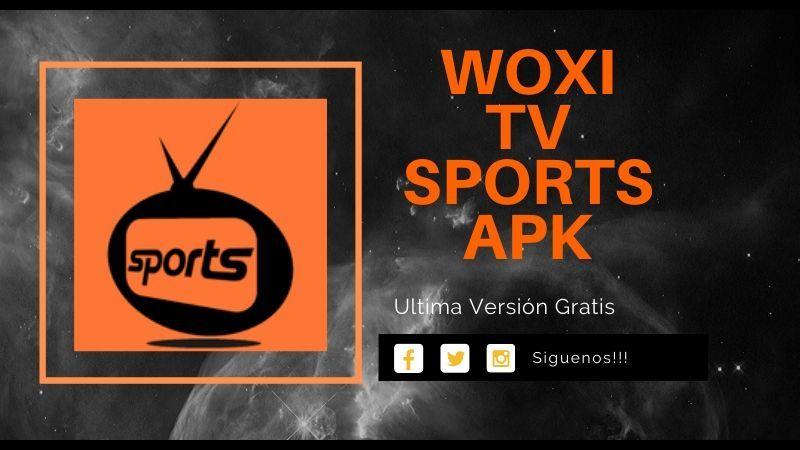 descargar Woxi Sports apk