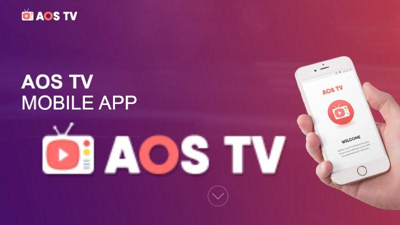 instalar AOS TV APK