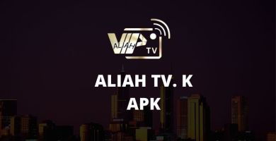 ALIAH TV. K APK