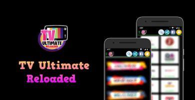 descargar TV Ultimate Reloaded APK