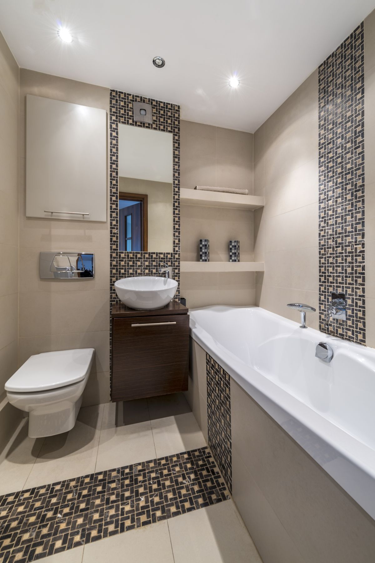 Size Matters? Bathroom Renovation Costs for Your Size Bath on Small Bathroom Remodel  id=78996