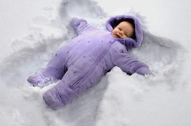 Baby girl Names that Mean Winter