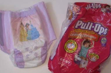 Pull Up Diapers