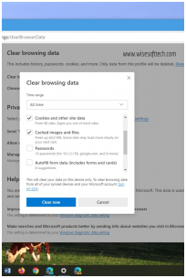 windows 10 cache cleaner process