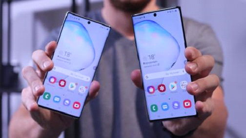 samsung note 10 review