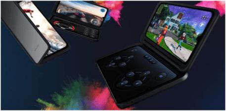 lg dual screen phone