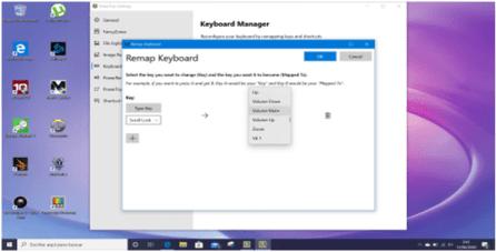 scroll lock key laptop