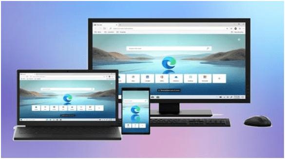 microsoft new web browser