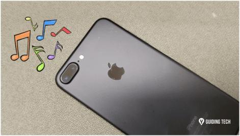 how to make iphone ringtones