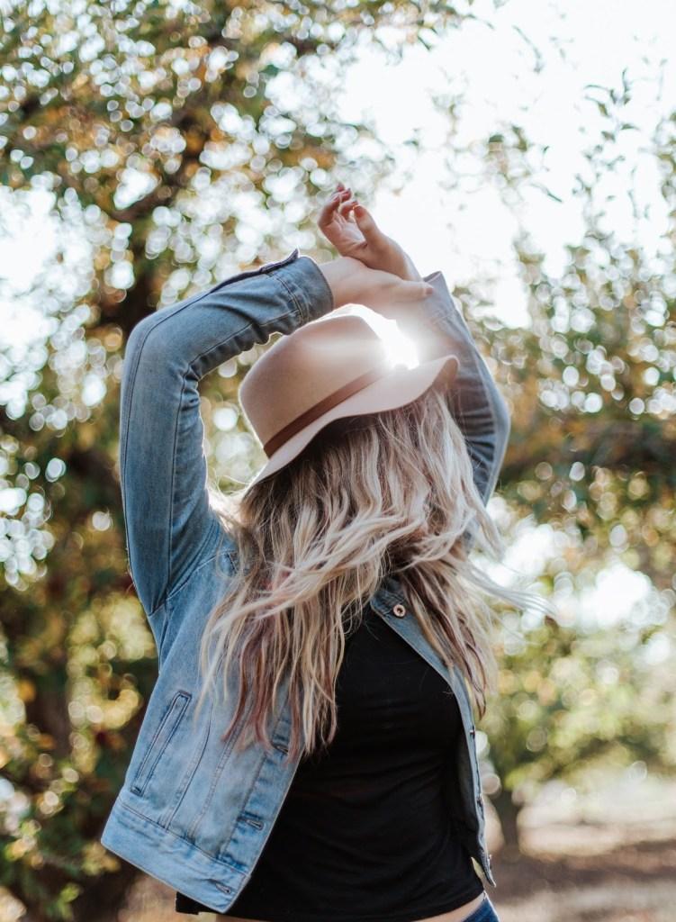 wander boho photo shoot