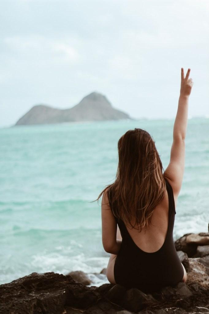 peace on the beach wanderer