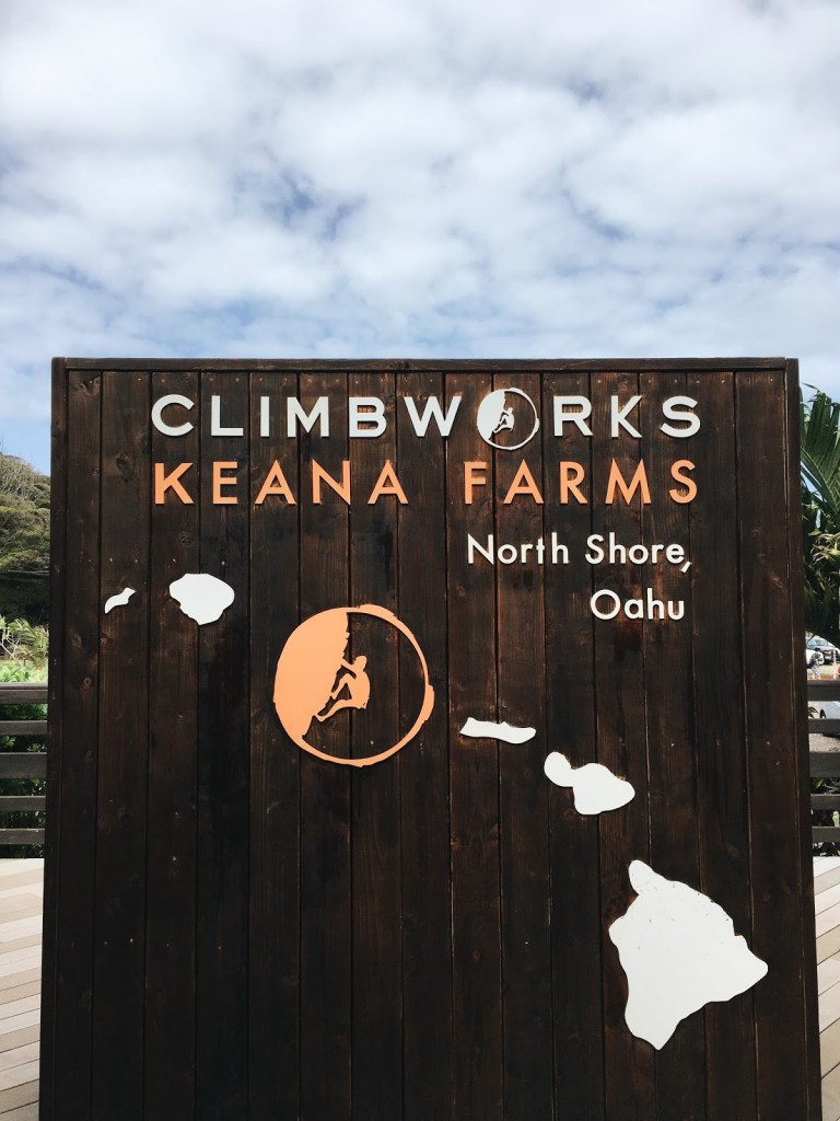 climb works keana farms north shore zip line