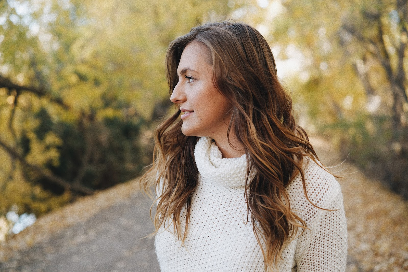profile portrait forever 21 sweater fall style
