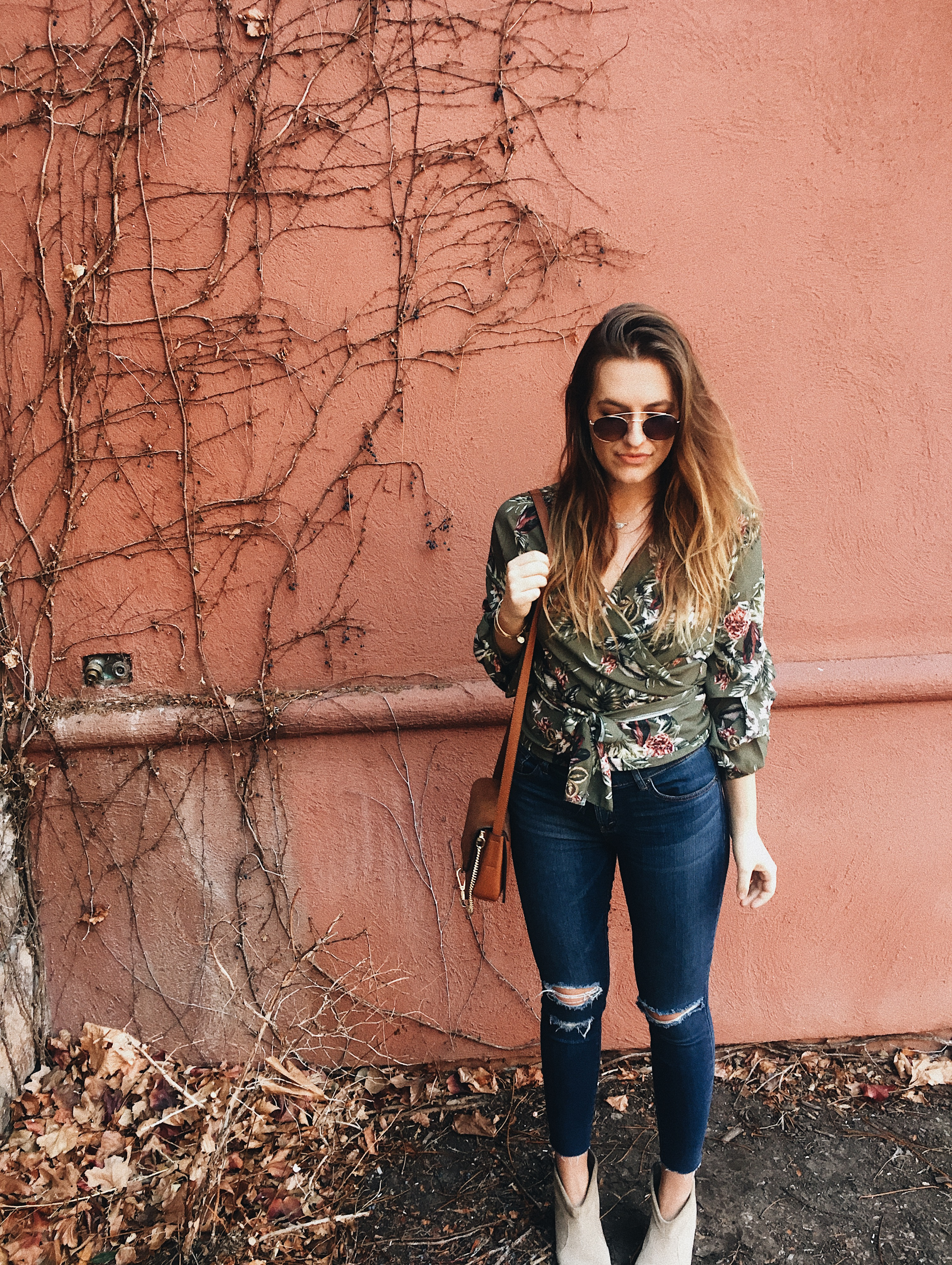 green st patricks day outfit contemporary bohemian nasty gal top
