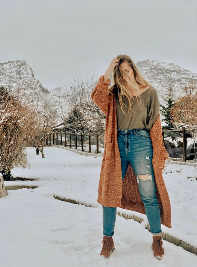 What to Wear During Winter to Look Stylish 24/7