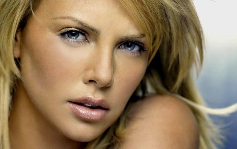 Charlize Theron most beautiful woman