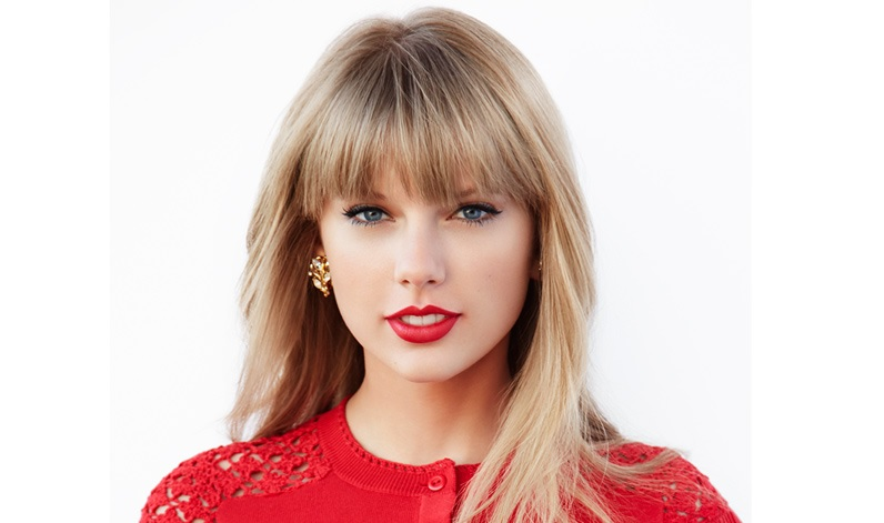 taylor swift most beautiful woman