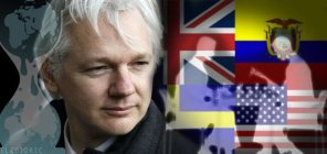 Assange UK Sweden US Ecuador