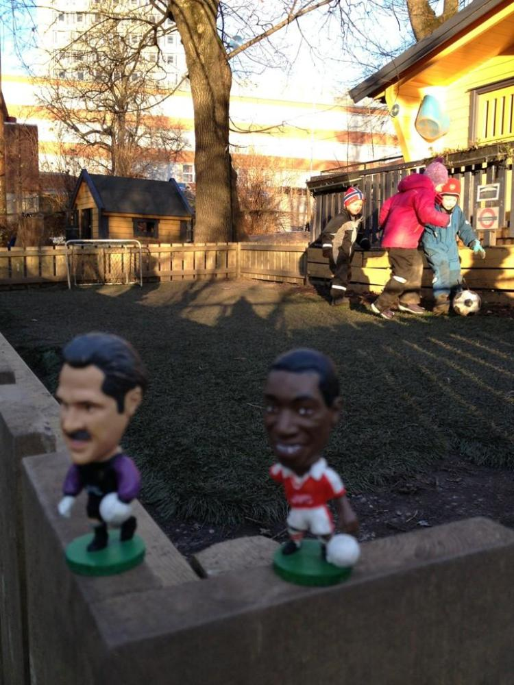 Arsenal Nursery (2/4)