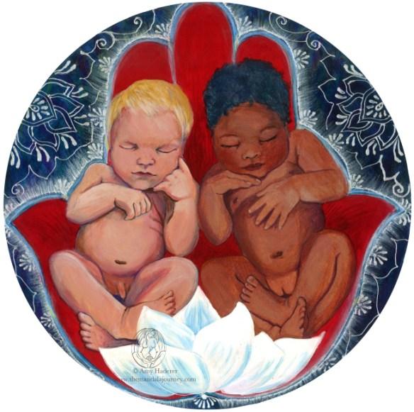 Art by Amy Haderer of Mandala Journey