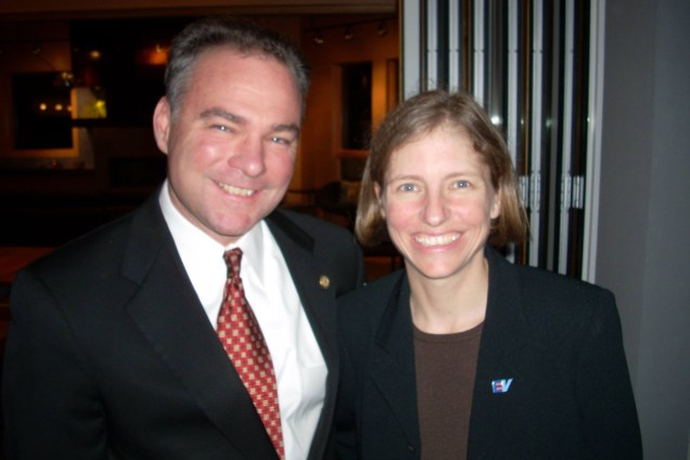Tim Kaine, Dyana Mason LGBT rights in virginia