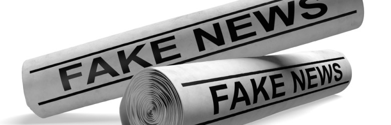 Fake News Newspaper Headlines