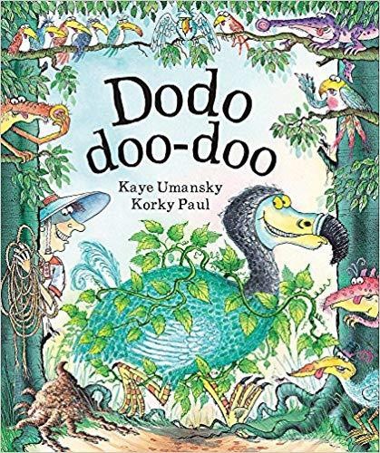 Korky Paul illustration dodo