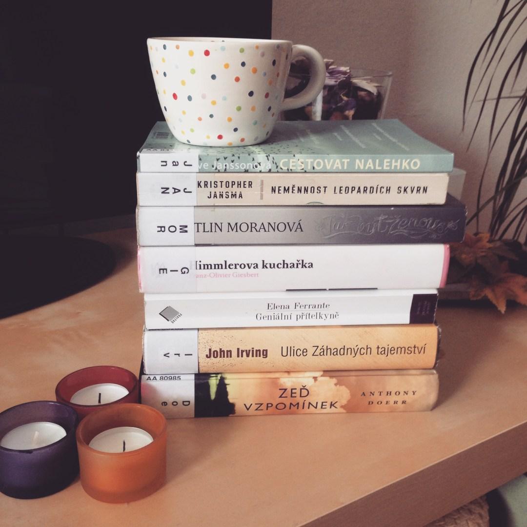Podzimní seznam knih