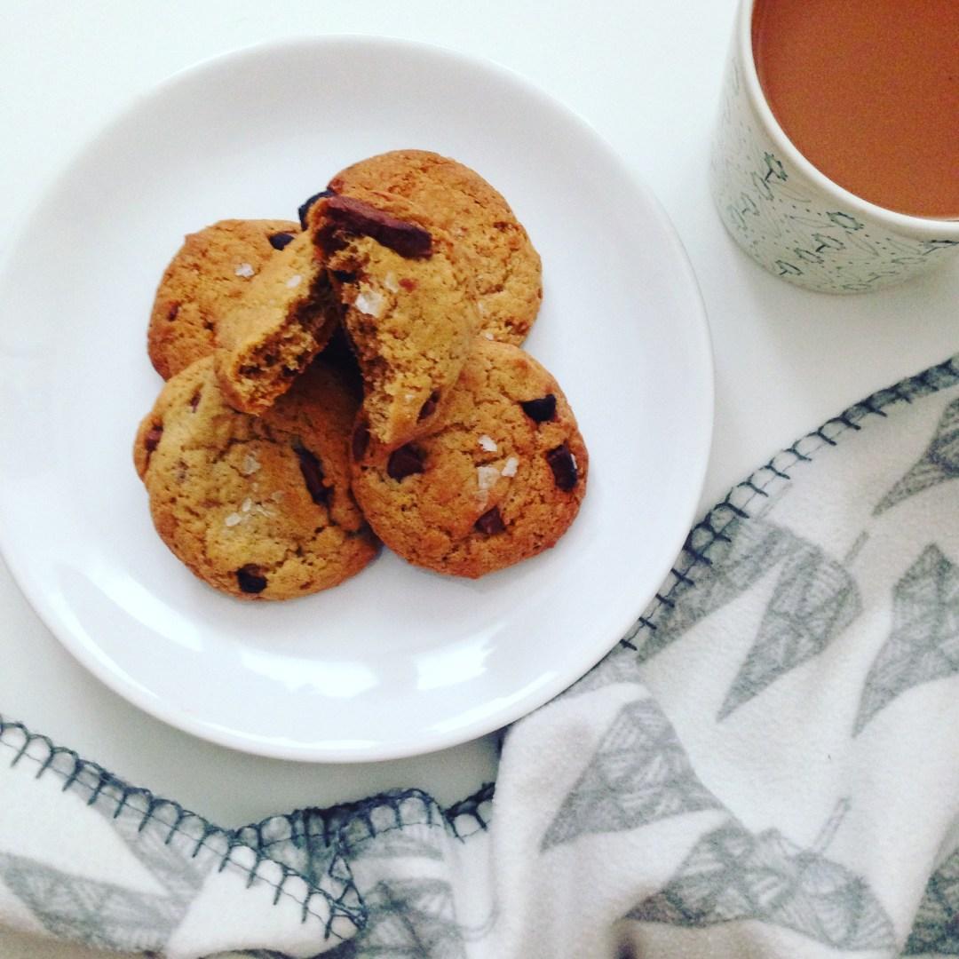 Chai masala sušenky