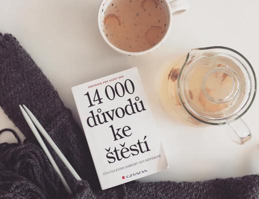 kniha 14 000 důvodů ke štěstí